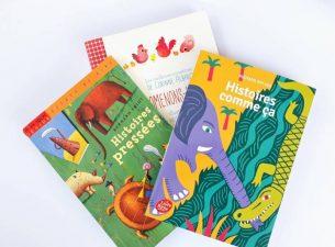 Contes, Haïkus, histoires courtes, la littérature jeunesse offre un excellent support pédagogique pour apprendre à écrire..